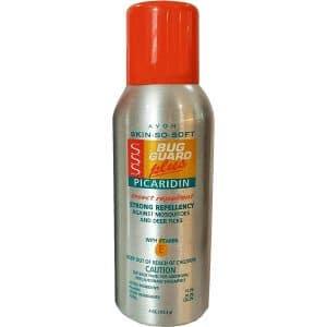 Skin So Soft Bug Guard Plus Picaridin Aerosol Spray Review