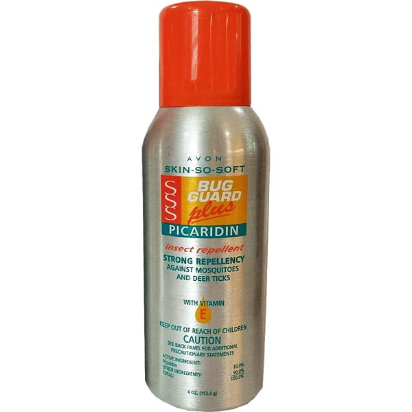 Skin So Soft Bug Guard Plus Picaridin Aerosol Spray Review