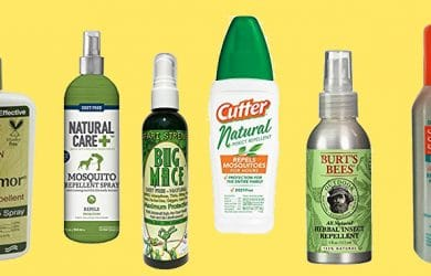 best all natural mosquito repellents cover