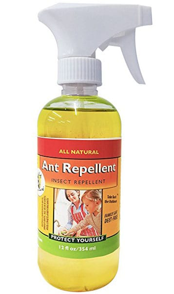 Carpé Insectae All Natural Ant Repellent