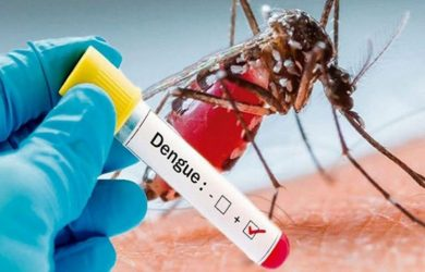 Dengue can happen at anytime, anywhere